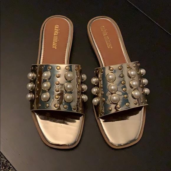 Shoes - Slides